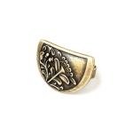 Перстень КРИНИЧКА, бронза