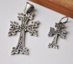 Кулон ХАЧКАР (армянський хрест)