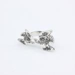 Перстень ГОЛУБКИ 16,5-19рр.(silver 925°)